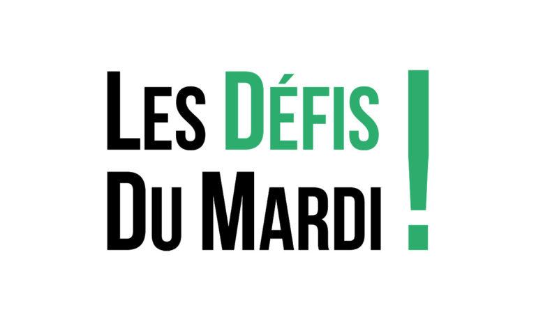 Les Défis du Mardi, on se bouge sur Nancy en 2020 !