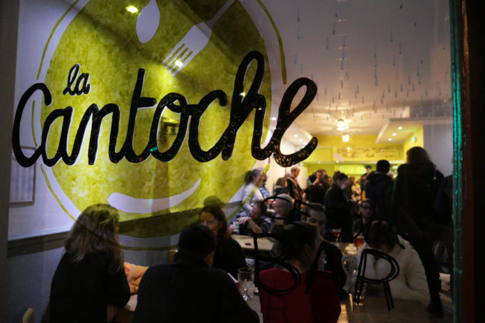 La Cantoche, resto associatif à Nancy