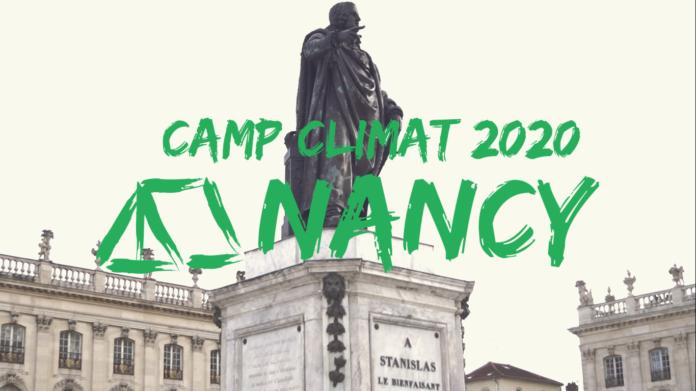 Camp Climat Nancy 2020