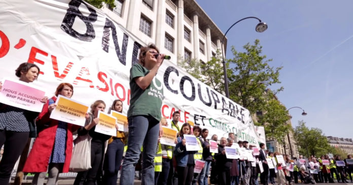 Lucie-Pinson la tombeuse des banques